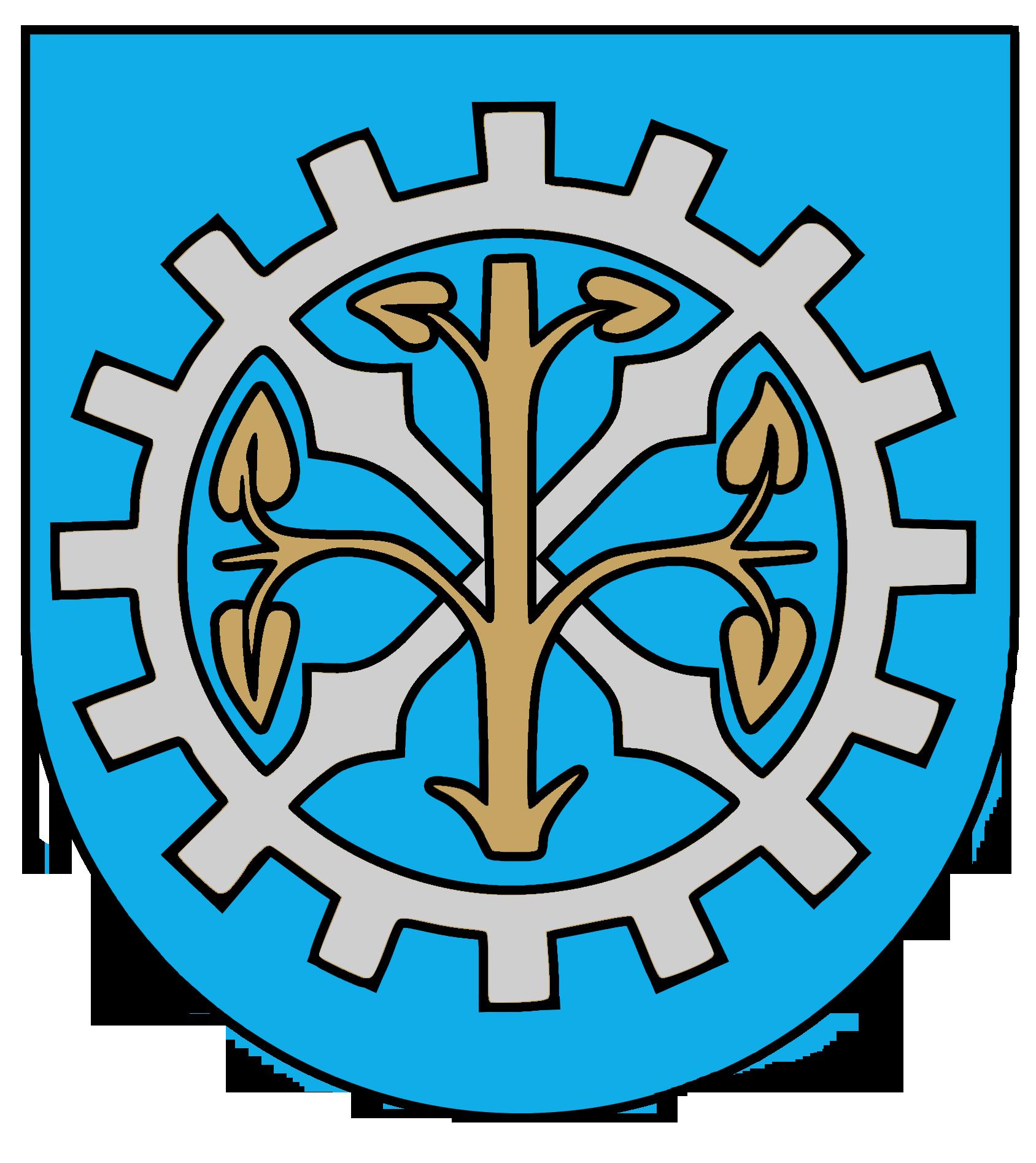Herb Miasta i Gminy Młynary